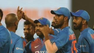 Yuzvendra Chahal Changes The Game Completely in Middle Overs: Washington Sundar
