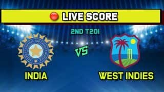 Live Cricket Score, India vs West Indies 2019, 2nd T20I, Thiruvananthapuram: India Aim to Close Out Series