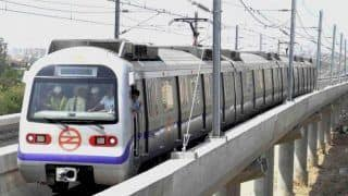 DMRC to Launch Free WiFi Services in Train Coaches on Airport Express Line Today