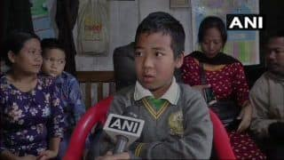 12-Year-Boy All Set to Become Youngest Person in Manipur to Appear in Class 10 Board Exams