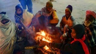 North India Shivers in Cold Wave, Normal Life Affected As Fog Disrupts Rail and Air Traffic