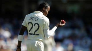 Joe root i think jofra archer will learn a huge amount from new zealand series