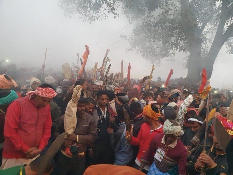 Outrage As Thousands of Animals Killed in Mass Sacrifice at Nepal's Gadhimai Festival