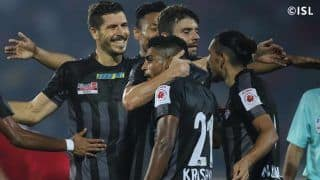 Indian Super League 2019-20: ATK End NorthEast United FC's Unbeaten Run to go on Top of Points Table