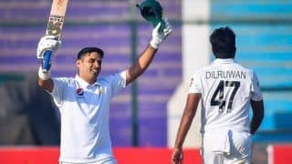 PAK vs SL: Abid Ali Becomes First Pakistan Batsman to Score Consecutive Hundreds in First Two Tests, Joins The Likes of Sourav Ganguly, Rohit Sharma in Elite List