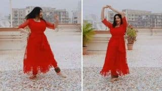 Adah Sharma Performs Kathak on 'Jingle Bell' Song This Christmas, Video Goes Viral