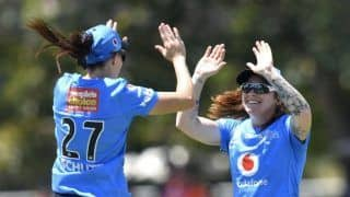 Dream11 Team Prediction Adelaide Strikers Women vs Perth Scorchers Women WBBL 2019: Fantasy Cricket, Captain And Vice-Captain For Today's AS-W vs PS-W T20 1st Semifinal Match at Allan Border Field, Brisbane