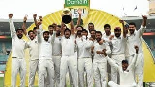 Head Coach Ravi Shastri Pens Special New Year Message For Team India, Congratulates His Virat Kohli And Co. For Outstanding 2019