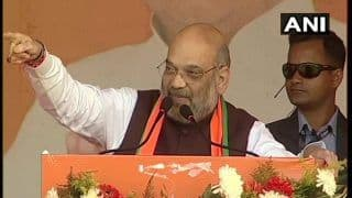 Jharkhand Polls: 'Grand sky-high Ram Lalla Temple Will be Built in Ayodhya', Says Amit Shah | WATCH