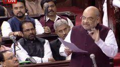 आज राज्यसभा में नागरिकता संशोधन विधेयक पेश करेंगे अमित शाह, रणनीति बनाने में जुटी BJP