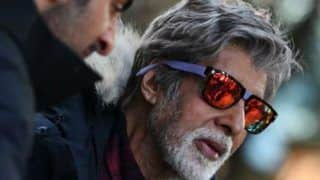 Amitabh Bachchan Begins Shooting For Brahmastra Along With Ranbir Kapoor, Shoots in -3 Degrees in Manali