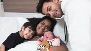 Salman Khan's Sister Arpita Khan's Newborn Daughter Ayat Sharma's First Picture Out And it Will Make Your Day