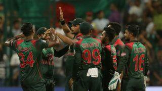 टी20 सीरीज पाकिस्तान में खेलने को तैयार है बांग्लादेश लेकिन टेस्ट नहीं
