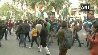 पीएम आवास की ओर जा रहे भीम आर्मी के सदस्यों को दिल्ली पुलिस ने रोका
