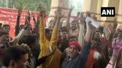 प्रोफेसर फिरोज खान ने बीएचयू के धर्म संकाय से इस्तीफा देकर कला विभाग में किया ज्वाइन