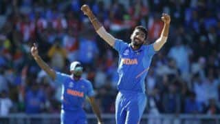 Jasprit bumrah returns; rohit sharma mohammed shami rested for Sri lanka, australia series