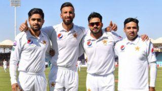 पाकिस्तान के इस 'चौकड़ी' ने शतक जड़ की भारत के इस वर्ल्ड रिकॉर्ड की बराबरी
