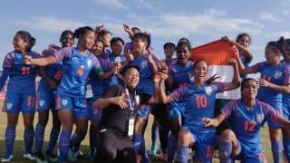 South Asian Games 2019: Bala Devi Scores Brace as Indian Women's Football Team Clinches Third Successive Gold, Beats Nepal 2-0