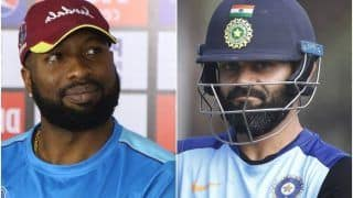 India vs west indies 1st odi west indies opt to bowl 3878534