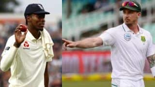 Dale steyn: jofra archer doesn't know how to use kookaburra ball