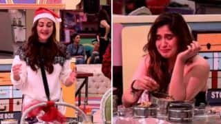 Bigg Boss 13: Housemates Go Through Emotional Roller-coaster Ride as They Get Homemade Food   Watch