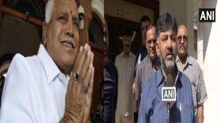 Karnataka Bypoll Results 2019: भाजपा ने 12 सीटों पर बनाई बढ़त, नतीजों से पहले ही कांग्रेस ने मानी हार