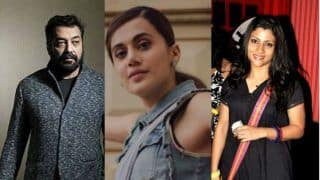 Anti-CAA Protests: Anurag Kashyap, Taapsee Pannu, Konkona Sen Sharma Support Students, Condemn Police Action