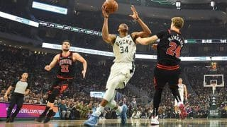 Dream11 Team Prediction Chicago Bulls vs Milwaukee Bucks NBA 2019-20: Fantasy Basketball, Captain And Vice-Captain For Today's CHI vs MIL at United Centre, Chicago, Illinois 6:30 AM IST December 31