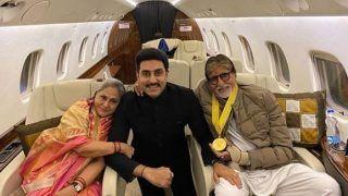 Dadasaheb Phalke Award: अभिषेक ने दी पिता अमिताभ बच्चन को बधाई, सोशल मीडिया पर शेयर किया इमोशनल पोस्ट