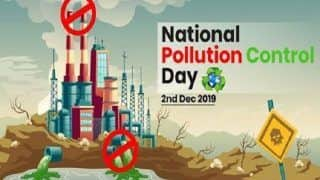 All You Need to Know About National Pollution Control Day