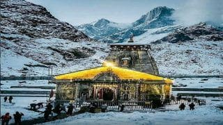 Kedarnath to Open Its Doors to Pilgrims From Tomorrow