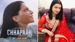 Rangoli Chandel Praises Deepika Padukone's Film Chhapaak, Says, 'Story of Acid Survivor Needs to Reach The Nation'