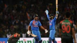 Dinesh karthik want to be a part of any difficult situation for teams victory