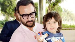 Entertainment News Today, January 28: Saif Ali Khan to Have 'Extra Security' at Airport to Stop People From 'Stepping on' Taimur Ali Khan