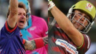 डेल स्टेन ने एबी डीविलियर्स के खिलाफ जीती जंग, T20 में पहली बार किया ये कारनामा