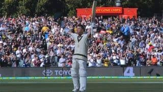 Paine Gave Warner Three Extra Minutes to Break Bradman's Record