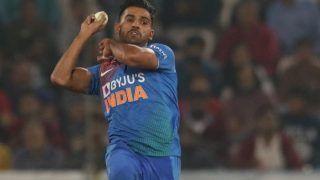 INDvWI : महज 8 T20I मैचों के करियर में दीपक चाहर ने बना डाला ये अनचाहा रिकॉर्ड