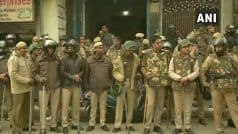 ट्रम्प की यात्रा के लिए सुरक्षा व्यवस्था को लेकर तैयार दिल्ली पुलिस और सुरक्षा एजेंसियां