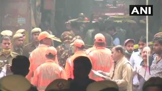 Delhi Anaj Mandi Fire: Home Ministry Seeks Detailed Report on Tragic Incident