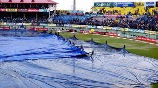 Ind vs wi tiruvanantpuram t20i weather report light rain possible in 2nd t20i
