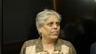 Former captain of Indian women's team Diana Edulji lash out at Farokh engineer for questioning her achievements