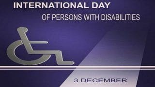 Aim, History, And Theme of International Day of Persons with Disabilities 2019