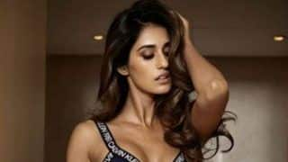 Bollywood Hottie Disha Patani Oozes Oomph in Sexy Blue Bikini, Picture Will Make Your Eyes Pop Out