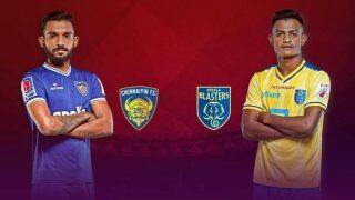 Chennaiyin FC vs Kerala Blasters FC Dream11 Team Prediction Indian Super League 2019-20: Captain And Vice Captain, Fantasy Football Tips For Today Match No. 42 CFC vs KBFC at Jawaharlal Nehru Stadium, Chennai