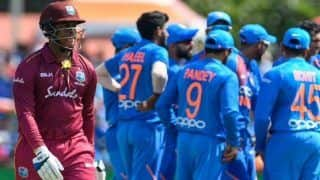 1st T20I Live Updates: India Aim to Continue T20I Domination Over West Indies