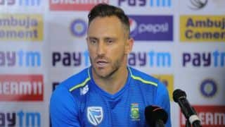 Faf du plessis is not in favor of super series between india australia england 3894915