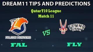 FAL vs FLY Dream11 Team Prediction Qatar T10 League