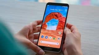 Google Pixel 3, Pixel 3a facing crash issues with the latest December security update