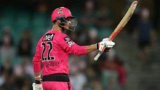 Dream11 Team Prediction Hobart Hurricanes vs Sydney Sixers, Big Bash League 2019-20