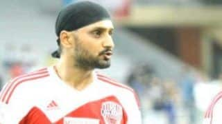 Caa protest all i am saying is maintain the peace says harbhajan singh 3882969